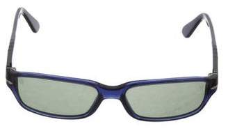 Persol Resin Tinted Sunglasses