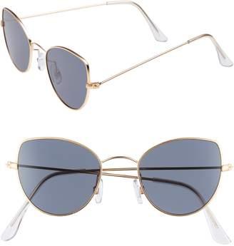BP 48mm Cat Eye Sunglasses