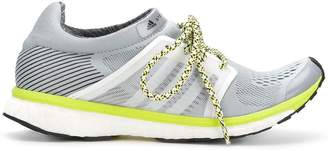 adidas by Stella McCartney contrast lace-up sneakers
