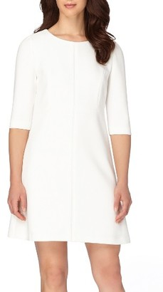 Women's Tahari A-Line Dress $128 thestylecure.com