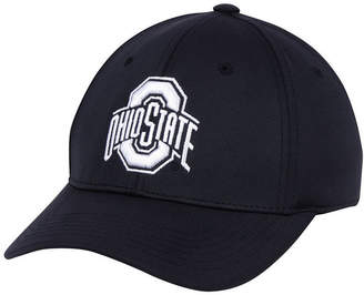 Top of the World Ohio State Buckeyes Phenom Flex Black White Cap