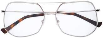 Grey Ant Mesh aviator optical glasses