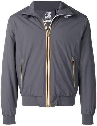 K-Way Johnny ripstop jacket