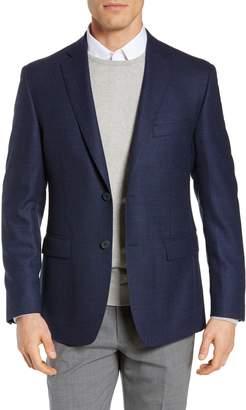 JB Britches Classic Fit Wool Blazer