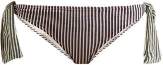 Solid & Striped The Mackenzie striped bikini briefs