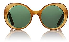 LAPIMA Women's Carlota Sunglasses-Amber