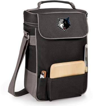 Picnic Time Minnesota Timberwolves Duet Insulated Wine & Cheese Bag