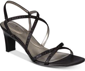 Bandolino Ota Embellished Strappy Sandals