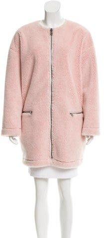 MSGM Oversize Short Coat