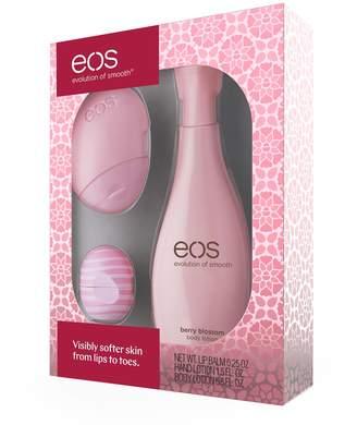 EOS Lip & Lotion 3-Piece Gift Set