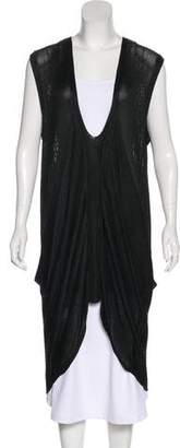 VPL Asymmetrical Scoop Neck Tunic