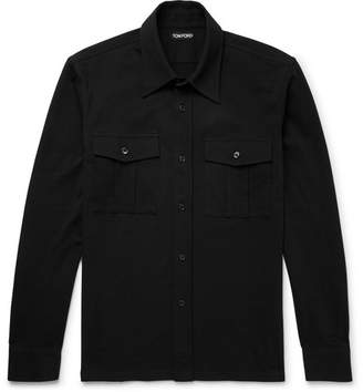 Tom Ford Cotton-Jersey Shirt