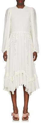 Ulla Johnson Women's Arielle Silk Chiffon Dress