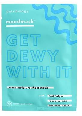 Patchology Moodmask Get Dewy With It Sheet Mask