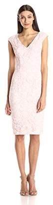 Maggy London Women's Rose Garden Lace Sheath Dress $158 thestylecure.com