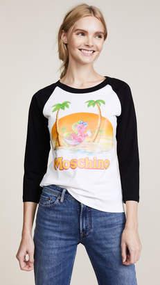 Moschino My Little Pony Beach Baseball Tee