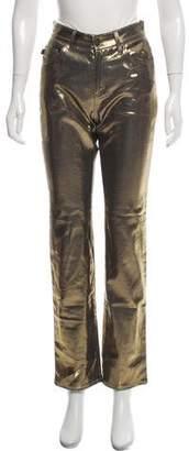 Fiorucci Mid-Rise Straight-Leg Jean w/ Tags