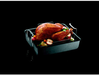 Calphalon Classic Hard Anodized Nonstick Roaster and Rack