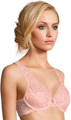 Maidenform Bras: Modern Beauty Lace Unlined Demi Bra DM9600