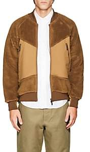 Goldwin Men's Fleece Jacket - Camel