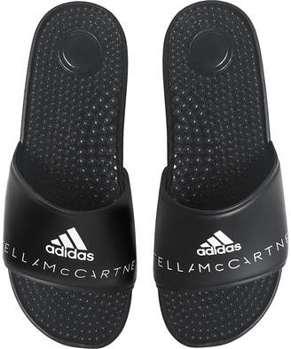 Stella McCartney Adidas Adissage Black Slide Pool Sandals