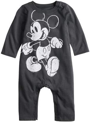 Disneyjumping Beans Disney's Mickey Mouse Baby Girl Coverall by Jumping Beans