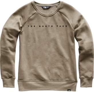 The North Face Slammin Fleece Crew Sweatshirt - Women's