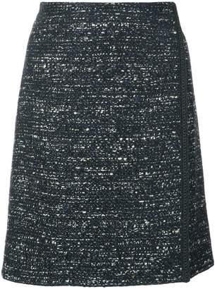 ADAM by Adam Lippes mini wrap skirt