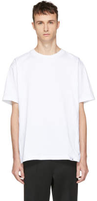 adidas White XBYO Edition T-Shirt
