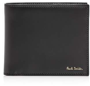 Paul Smith Naked Lady Leather Bi-Fold Wallet
