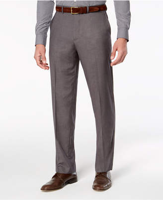 Dockers Men Stretch Straight-Fit Performance Flat Front Dress Pants