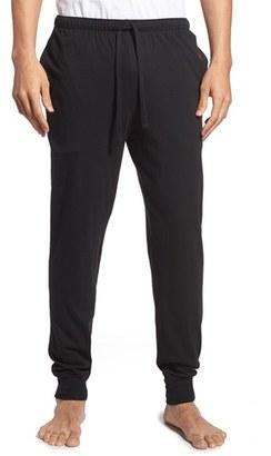 Men's Polo Ralph Lauren Relaxed Fit Cotton Knit Lounge Jogger Pants $38 thestylecure.com