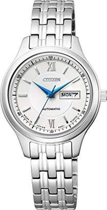 [シチズン]CITIZEN 腕時計 CITIZEN-Collection シチズンコレクション メカニカル ペアモデル(レディス) PD7150-54A レディース