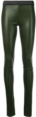 Drome panelled leggings
