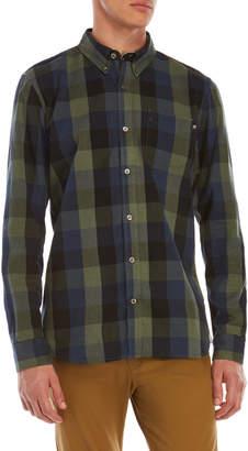 Timberland Oxford Check Button-Down Shirt