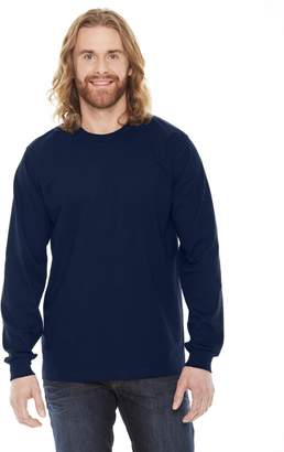 American Apparel 2007 - Unisex Fine Jersey Long-Sleeve T-Shirt