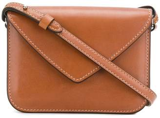 Holland & Holland saddle crossbody bag