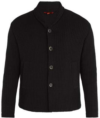 Barena Venezia - Shawl Collar Cotton Cardigan - Mens - Black