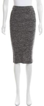 Alice + Olivia Wool Knit Skirt