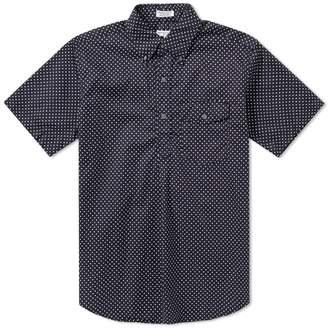 Engineered Garments Short Sleeve Popover Shirt