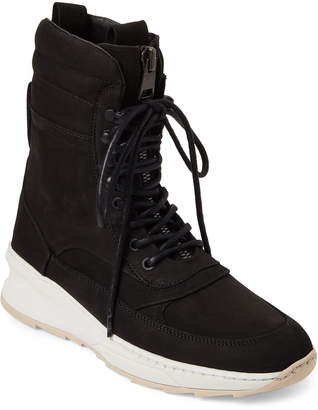 Filling Pieces Black Field Shark High Boots