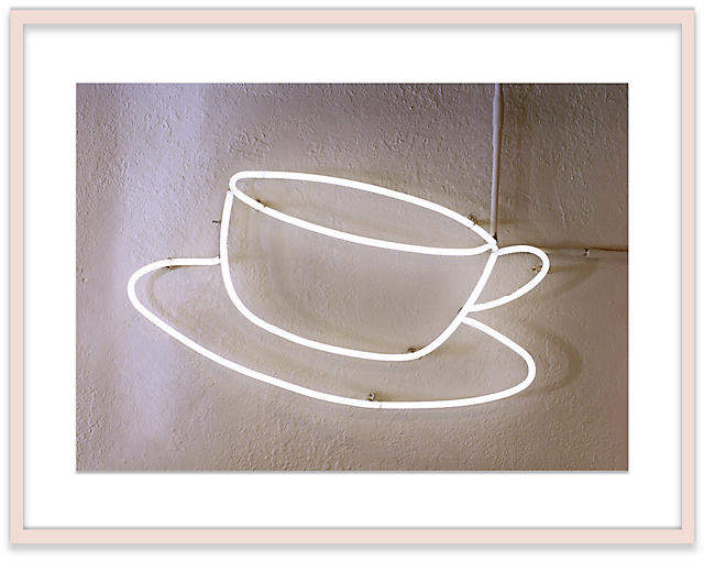 Neon Coffee Cup - Alex Hoerner - 25.5