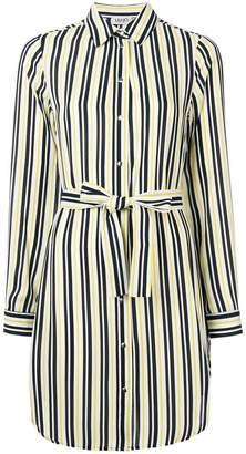 Liu Jo striped shirt dress