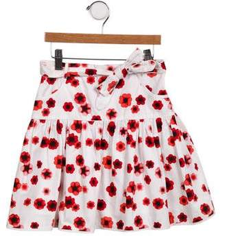 Leon Fleurisse Girls' Printed Tennis Skirt w/ Tags
