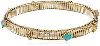 Vera Bradley Stylist Gold Charm Bracelet