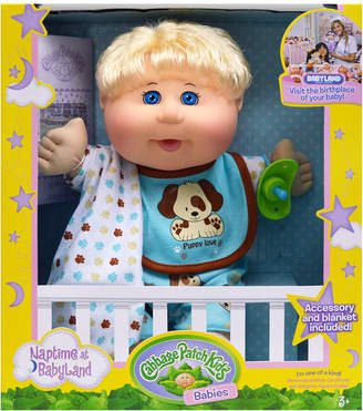 Cabbage Patch Naptime Baby Boy (Dog Jumper)
