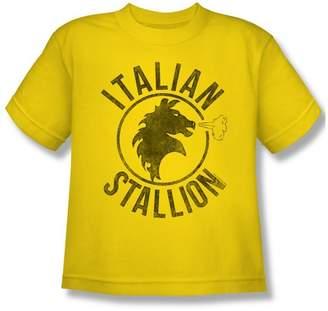 Rocky Youth Italian Stallion Horse T-Shirt In