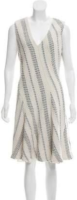 Tory Burch Woven Knee-Length Dress