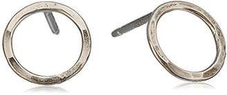 Melissa Joy Manning Sterling Round Post Earrings