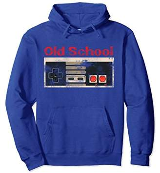 80's Old School Video Game Controller Retro Hoodie